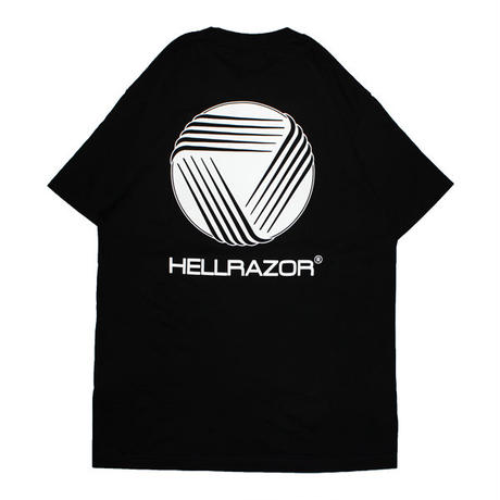 HELLRAZOR【 ヘルレイザー】WORLD CONVENTION CENTER SHIRT BLACK  Tシャツ ブラック