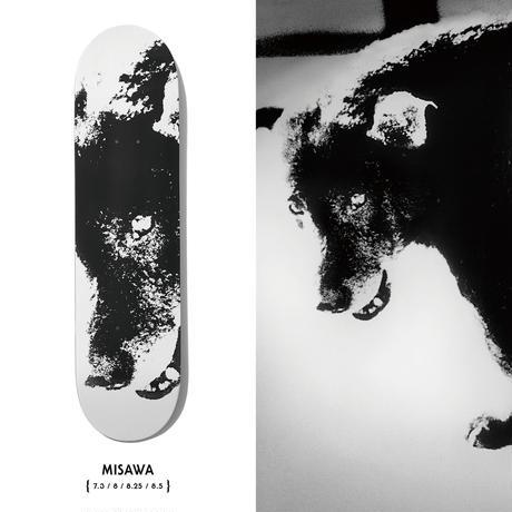 EVISEN【 えびせん】x 森山大道 DAIDO MORIYAMA MISAWA DECK デッキ 板  8/8.25インチ