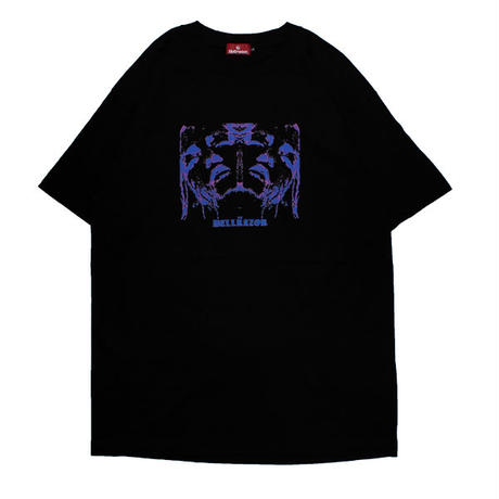 HELLRAZOR【 ヘルレイザー】FLEA SHIRT BLACK  Tシャツ ブラック