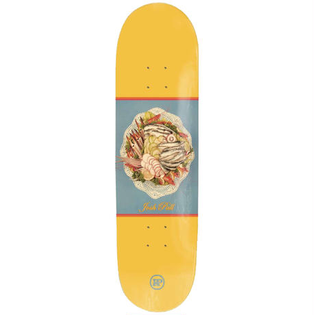 "PASS~PORT【 パスポート】""DINNER PARTY"" JOSH PALL DECK デッキ 板 8インチ"