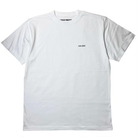 LUCKYWOOD【 ラッキーウッド】FLYING  TEE Tシャツ ホワイト