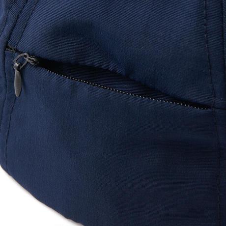 FTC【 エフティーシー】SIDE POCKET NYLON 6 PANEL CAP 帽子 ブラック