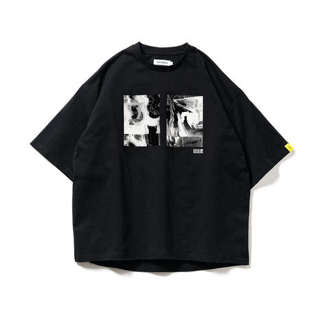 TIGHTBOOTH【 タイトブース】CHROMOPHOBIA T-SHIRT 04 Black Tシャツ ブラック
