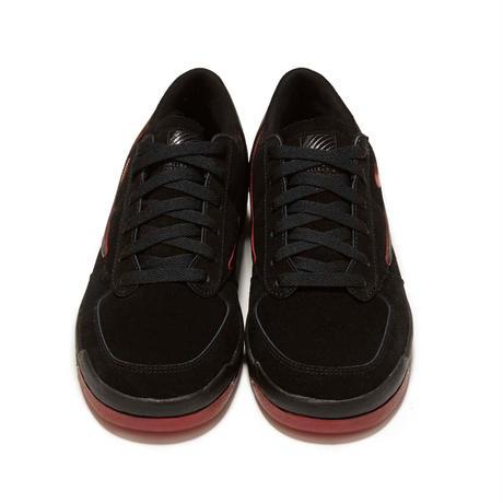 HELLRAZOR【 ヘルレイザー】x  FILA NEW WORLD ORIGINAL TENNEIS BLACK スニーカー ブラック