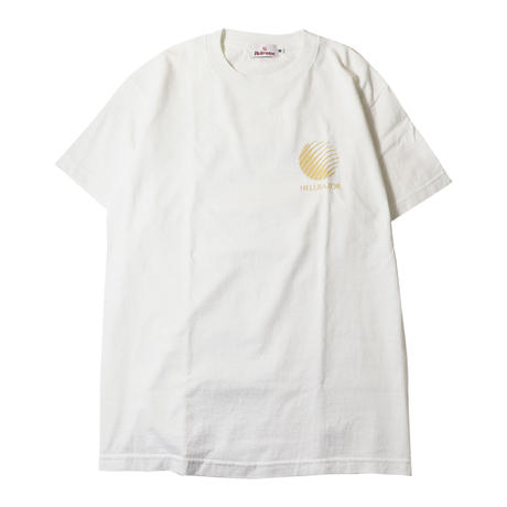 HELLRAZOR【ヘルレイザー】EAT EVERYTHING SHIRT for SNGW SHOP Tシャツ ホワイト