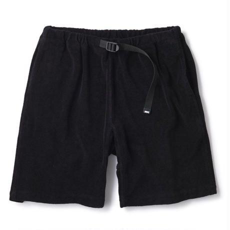 FTC【 エフティーシー】TERRY SHORT パイル パンツ ブラック