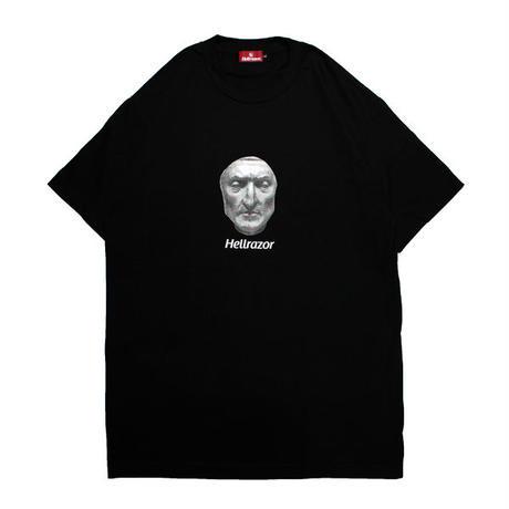 HELLRAZOR【 ヘルレイザー】DANTE SHIRT BLACK  Tシャツ ブラック