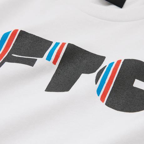 FTC【 エフティーシー】SLICE TEE WHITE Tシャツ ホワイト