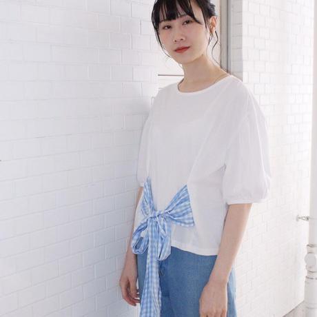 【cikolata 】リボンTシャツ