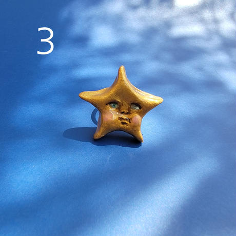 【ミッチのかけら】星リング