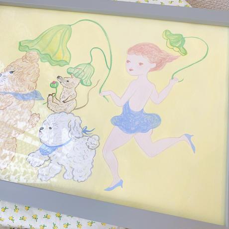 【eikobo】絵画/パレード