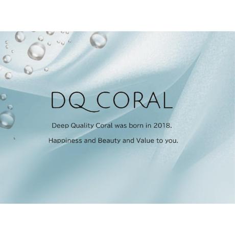 美容ライターmell.nn.cosmeさん 着用 DQ CORAL シルク100%     冷感シルク 美容保湿マスクMNC26ピュアホワイト