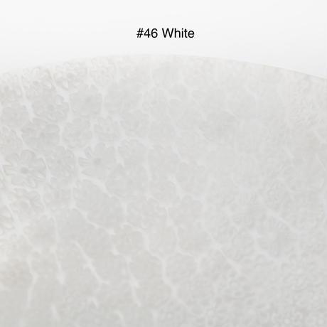 プレート13cm ホワイト・イエロー系/ERCOLE MORETTI