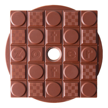 zotter chocolate  -Squaring the Circle-