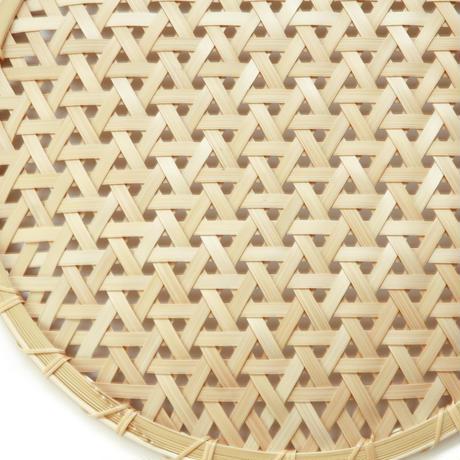 亀甲編み盛り皿(39cm)/小林真弓