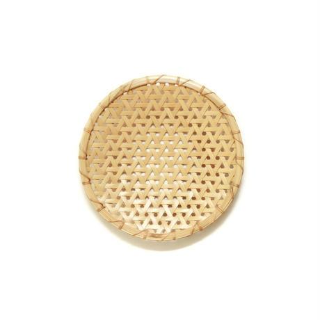 亀甲編み盛り皿(31cm)