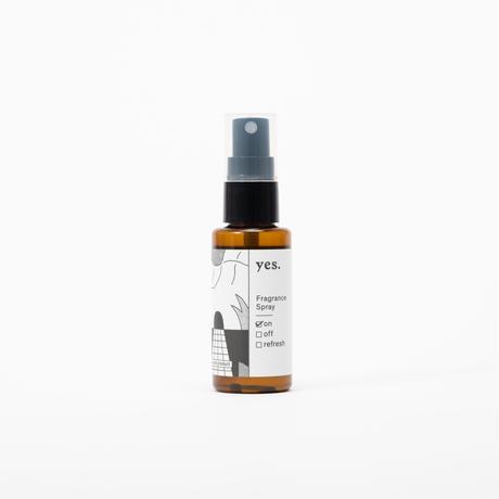 フレグランススプレー 50ml/fragrance yes