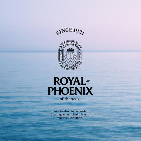 Royal-Phoenix of the seas Gift set(BATH TOWEL × BATH MAT)