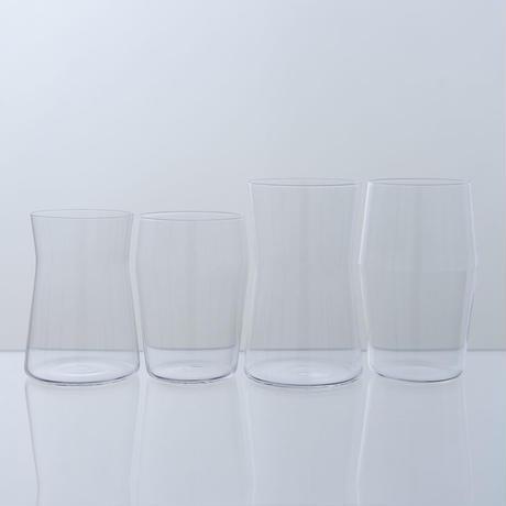 寄り添うペアグラス -FAMILYWARE glass long-/ataW
