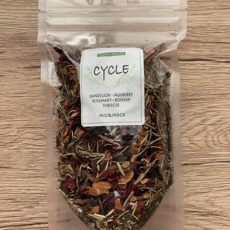《オリジナルハーブティー》CYCLE〜サイクル(お得用サイズ)