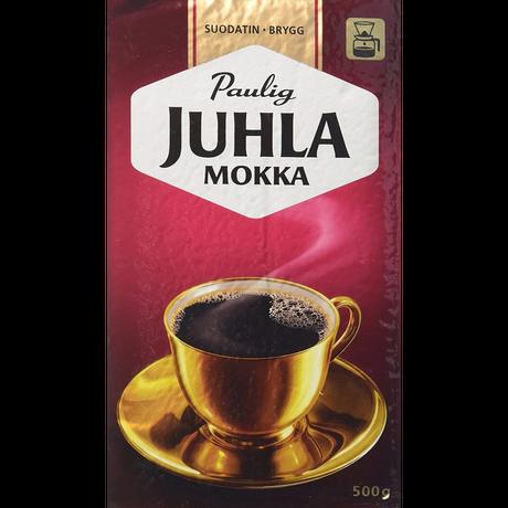 ロバーツコーヒー(ROBERT'S COFFEE) ユフラ モッカ コーヒー 500g 8袋( 4kg)  Juhla Mokka  フィンランドのコーヒーです