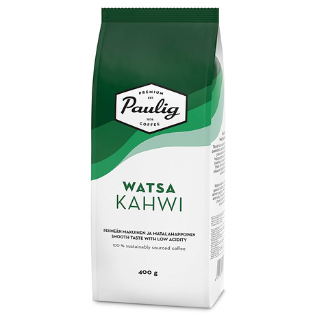 パウリグコーヒー(Paulig Coffee) おなか コーヒー 400g入り×1袋 フィンランドのコーヒーです