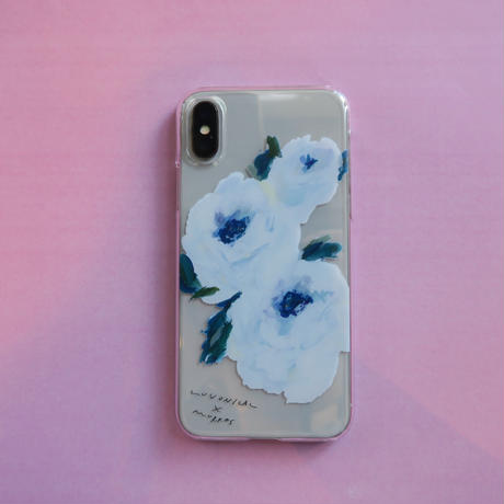 LUVONICAL flower works×MURKOS iPhone case & post card 01