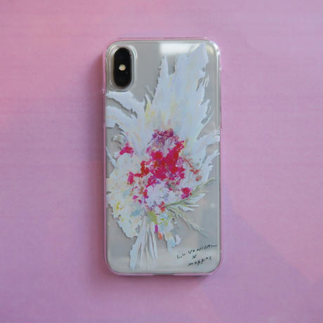 MURKOS×LUVONICAL flower works iPhone case & post card 03