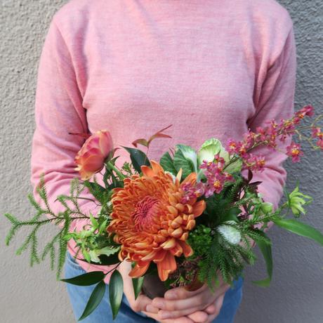 seasonal arrangement : spring 【¥3,500】