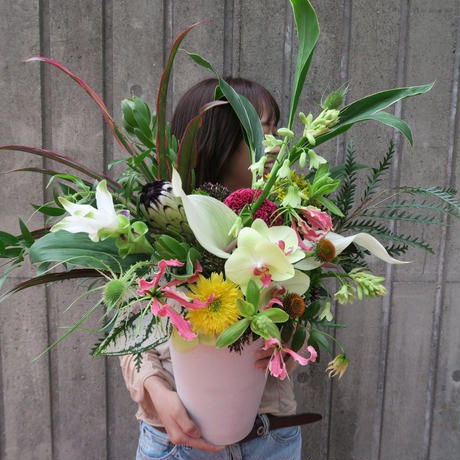 seasonal arrangement : autumn 【¥10,000】