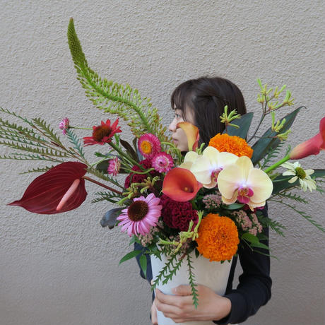 seasonal arrangement : spring 【¥10,000】