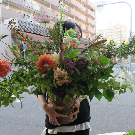 seasonal arrangement : spring 【¥15,000】