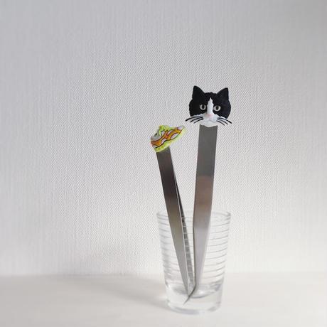 "luxury nail Original Select マーキングパーツ/""pretty cat""【B-0001】"