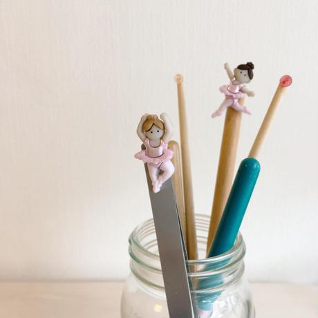 luxury nail Original Selectマーキングパーツ/pretty ballerina 【B-0002】