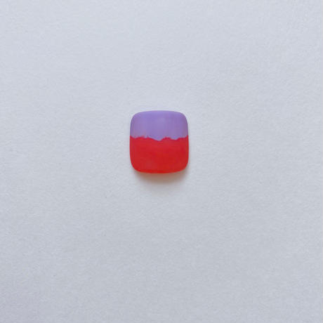 ONE DAY CHIP FOR FOOT/ ニュアンス[06マットピンク]/きせかえ親指チップ [単品]