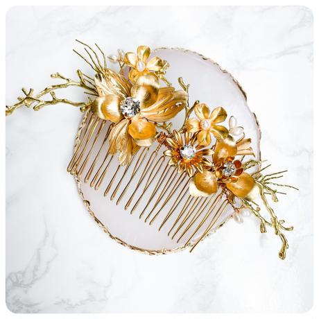 flower  garden comb