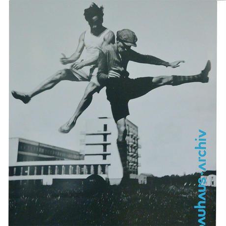 """Bauhaus Archive official poster """"sport am bauhaus 1928"""" (gp005)"""