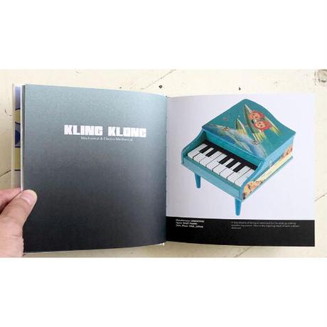 【used book】Toy Instruments : Design Nostalgia Music / ERIC SCHNEIDER & DJ SPOOKY  (r-1)