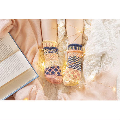 "【solmate socks】 crew socks -high desert- ""mirage / S & M size"" (so-c-6)"