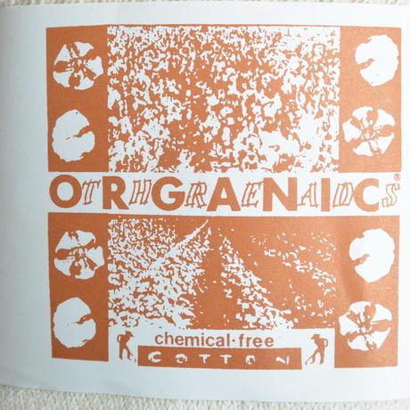 """ORGANIC THREADS"" organic short top crew socks ""3pack set"" -cream- [s.m.l.3size]  (ots_nat)"
