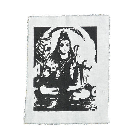 Θhpion Esoteric Tattoo siva patch (gw006)