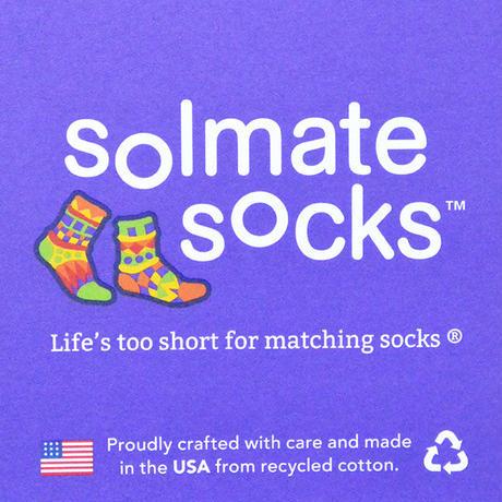 """【solmate socks】 crew socks -high desert- """"sage brush / S & M size"""" (so-c-4)"""