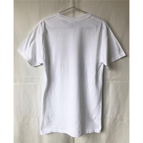 """【US. vintage】""""I ❤︎ NY"""" T-shirts  -S / white-  (OM-216-33)"""