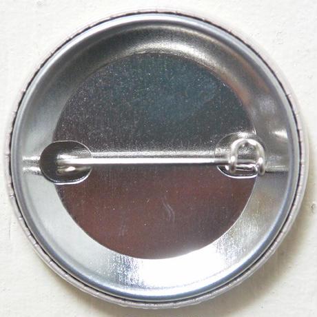 "【u.s.made】""Buddah Records""  badge /  Φ38mm  (bg001)"
