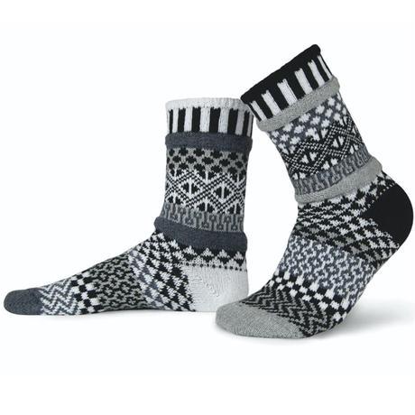 "【solmate socks】 crew socks -legends- ""midnight / S & M size"" (so-c-2)"