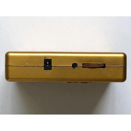 Buddha machine   -電池付き / gold -  (ar215-9)