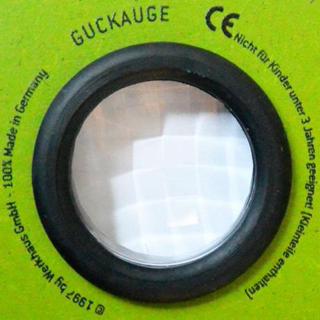 """【werkhaus】""""dragon eye"""" Kaleidoskope -hand made in Germay- 全4カラー展開 (lu-026-d)"""