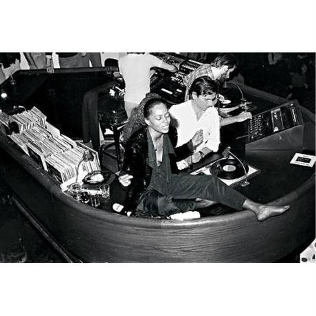"""studio 54"" Washed Denim Low Cap / Vintage Black (luz.54.bd.c)"