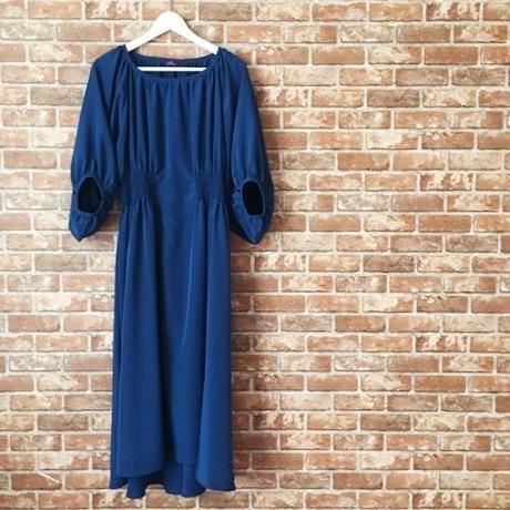 Marie dress / blue