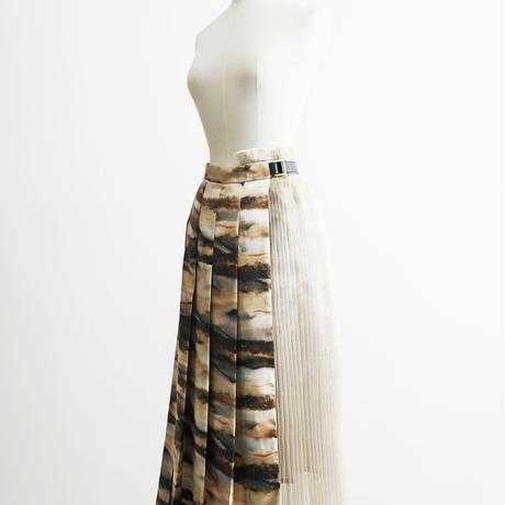 鉱石スカート